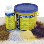 polish powder cream