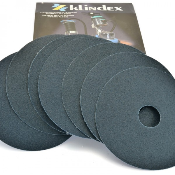 zirconium velcro backed sand paper