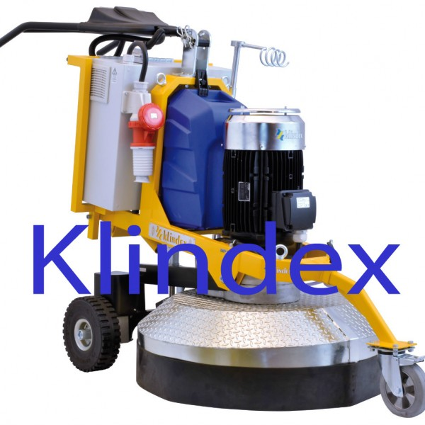 Klindex floor grinding polishing equipment
