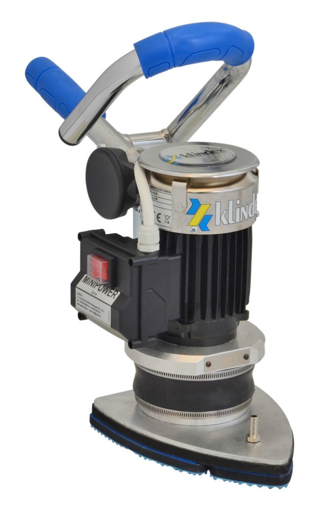 Klindex Minipower orbital polisher edger